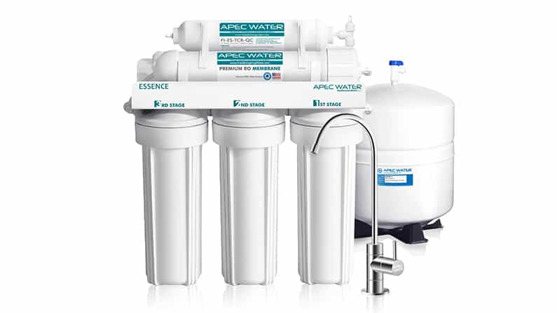 APEC ROES-50 Reverse Osmosis System Review (2021)