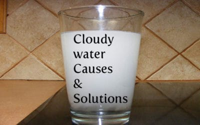 Cloudy Water in Your Home: Causes, Concerns, and Solutions