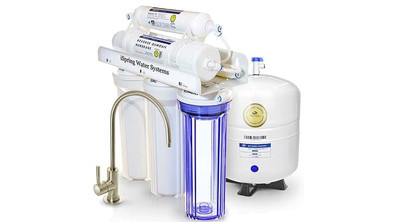 iSpring RCC7 Reverse Osmosis System Review (2021)