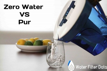 Zero Water vs Pur – Which water filter is best?