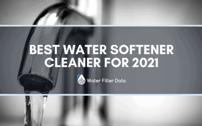 Best Water Softener Cleaner For 2021
