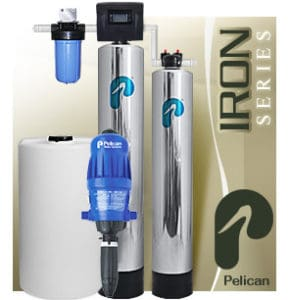 Best Whole House Water Filter For Well Water: Pelican Iron & Manganese Water Filter