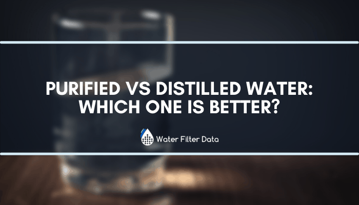 Purified VS Distilled Water: Which One Is Better?