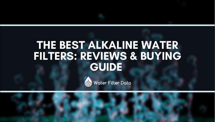 The Best Alkaline Water Filters: Reviews & Buying Guide
