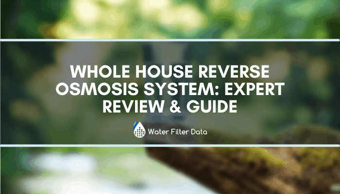 Whole House Reverse Osmosis System: Expert Review & Guide