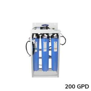 Whole House Reverse Osmosis System: Crystal Quest 7000 GPD Design