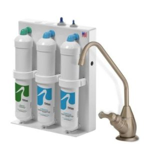 Aquasana vs Pelican Water Filters - Pelican 3-Stage Under Counter System